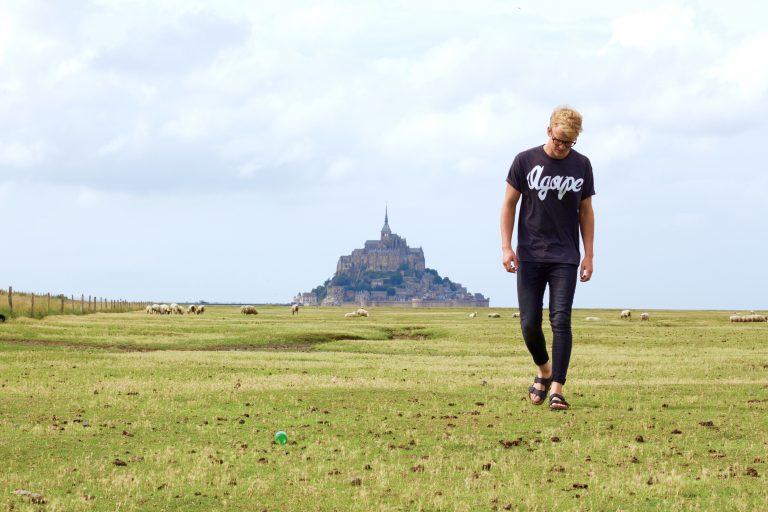 Mont Saint Michel Travel Blog Online Class